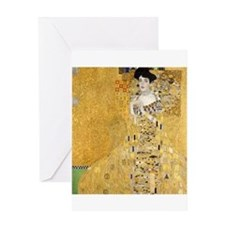 Adele Bloch-Bauer I Greeting Card