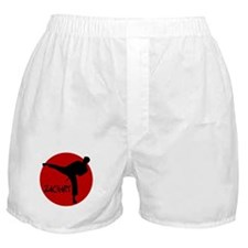 Zachary Martial Arts Boxer Shorts