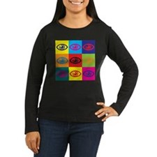 Optometry Pop Art T-Shirt