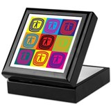 Occupational Therapy Pop Art Keepsake Box