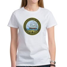 Confederate Navy Tee