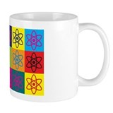 Nuclear Engineering Pop Art Mug