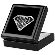 SuperBubba(metal) Keepsake Box