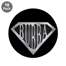 "SuperBubba(metal) 3.5"" Button (10 pack)"