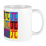 Math Pop Art Small Mugs
