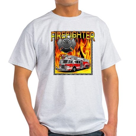 LADDER TRUCK Light T-Shirt