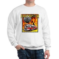 LADDER TRUCK Sweatshirt