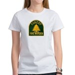 Fire Warden Women's T-Shirt