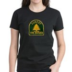 Fire Warden Women's Dark T-Shirt