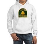 Fire Warden Hooded Sweatshirt