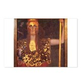 Unique Gustav klimt Postcards (Package of 8)