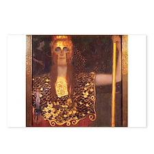 Cute Klimt Postcards (Package of 8)