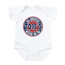 Tom's All American BBQ Infant Bodysuit