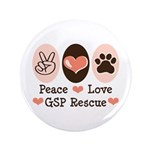 Peace Love GSP Rescue 3.5