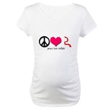 Peace, Love, Twilight Shirt