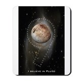 I believe in Pluto Mousepad