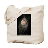 I believe in Pluto Tote Bag