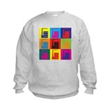 Industrial Engineering Pop Art Sweatshirt