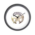 Provost Marshal Wall Clock