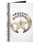 Provost Marshal Journal