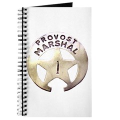 Provost Marshal Journal
