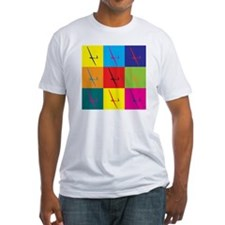 Gliding Pop Art Shirt