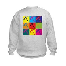Geology Pop Art Sweatshirt