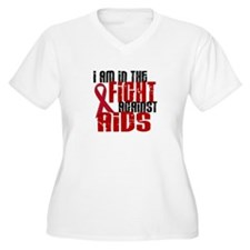 In The Fight Against AIDS 1 T-Shirt