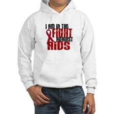 In The Fight Against AIDS 1 Hoodie