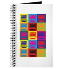 Desktop Publishing Pop Art Journal