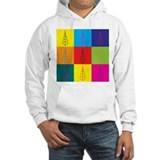 Derricks Pop Art Jumper Hoody