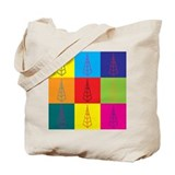 Derricks Pop Art Tote Bag