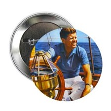 """Funny Kennedy 2.25"""" Button"""
