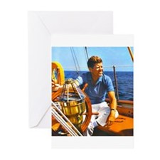 Unique Kennedy Greeting Cards (Pk of 10)