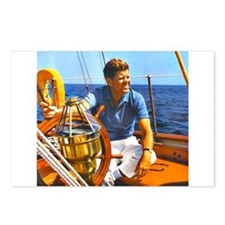 Cute Kennedy Postcards (Package of 8)