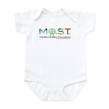 MoSt in Colors Infant Bodysuit
