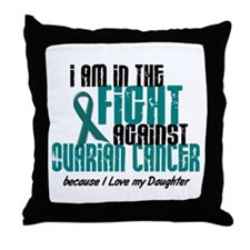 In The Fight Ovarian Cancer 1 (Daughter) Throw Pil