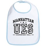 Upper East Side Carnegie Hill Bib
