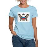 Russia Emblem Women's Light T-Shirt