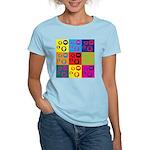 Coins Pop Art Women's Light T-Shirt