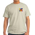 Coins Pop Art Light T-Shirt