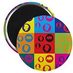 Coins Pop Art Magnet