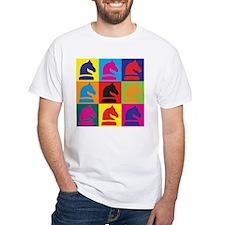 Chess Pop Art Shirt