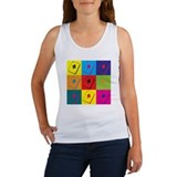 Bridge Pop Art Women's Tank Top