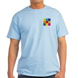 Bridge Pop Art T-Shirt