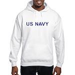 Masonic US Navy Hooded Sweatshirt