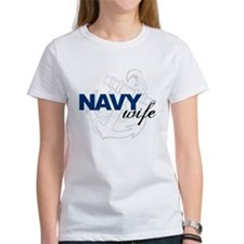 Navy Wife: Sailor's LOVE Tee