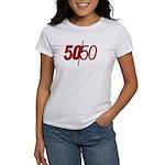 50/50 Women's T-Shirt