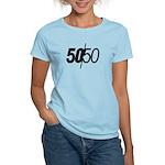 50/50 Women's Light T-Shirt