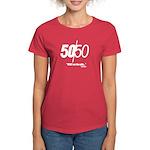 50/50 Women's Dark T-Shirt